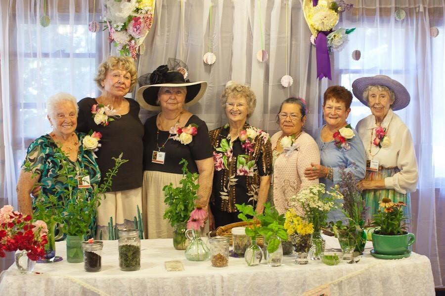 Garden Club Birthday Celebration