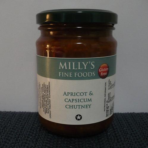 Apricot & Capsicum Chutney