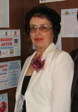 КРЫЛОВА Светлана Алексеевна