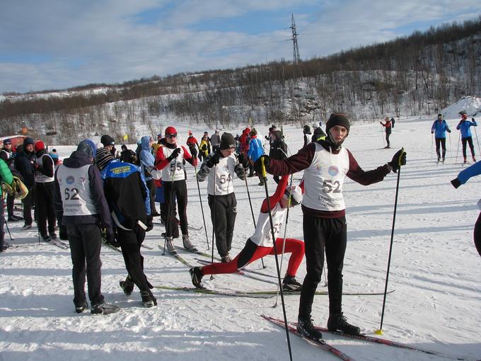 Результативные лыжные старты