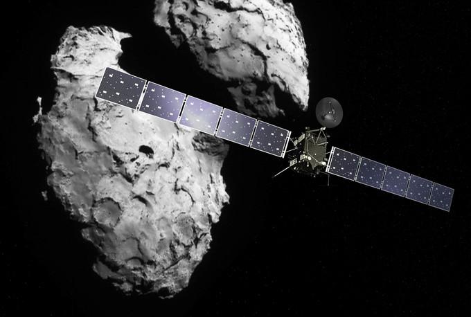 Миссия космического аппарата «Розетта» завершена