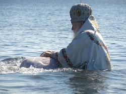 Во имя Отца... и Сына... и Святого духа...