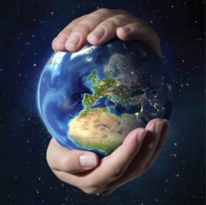 Час Земли - Меняй себя, а не планету