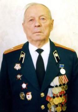 РУДАЛЁВ Вениамин Николаевич