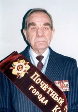КОБЗЕВ Федор Иванович