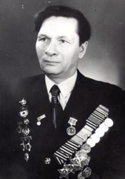 АГЕЙКИН Николай Федорович