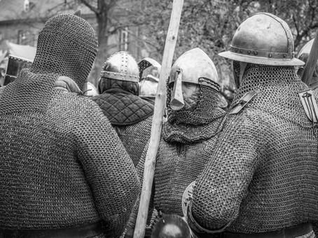 A História da Armadura Medieval - Parte 2