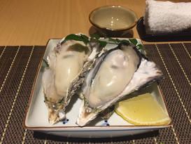 Oyster, restaurant Mitsuya