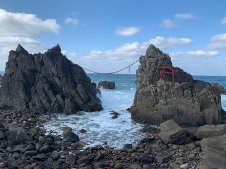 Otatsu-Metatsu rocks