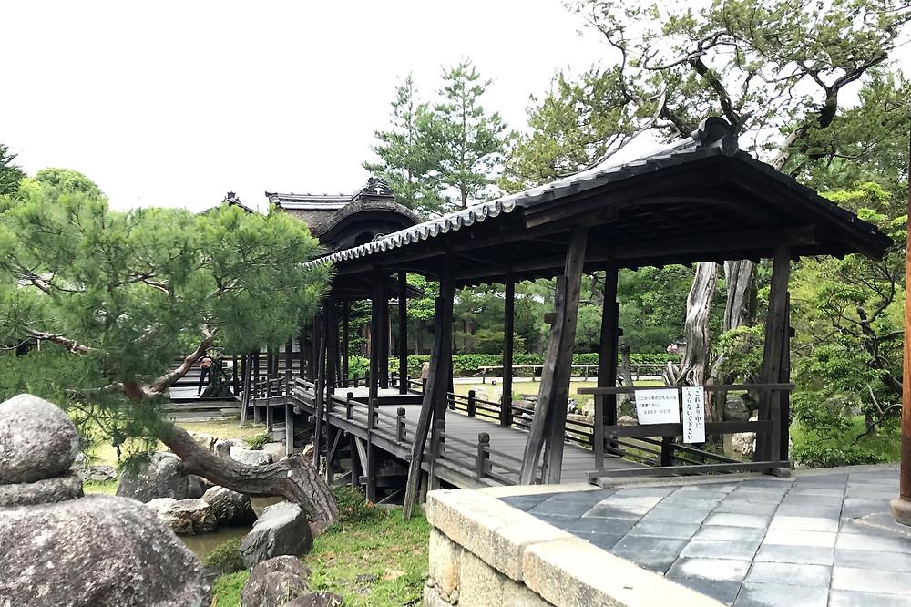 Kodaiji temple in Kyoto