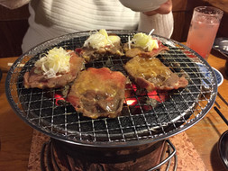 Japanese style BBQ