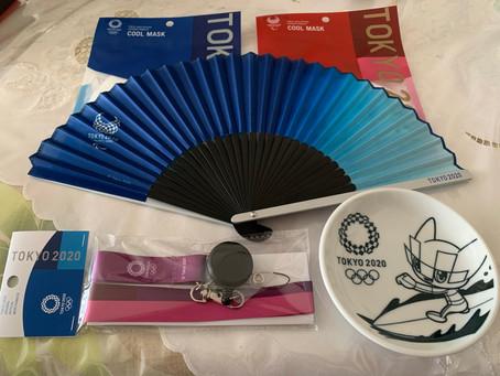 Tokyo 2020 official merchandises