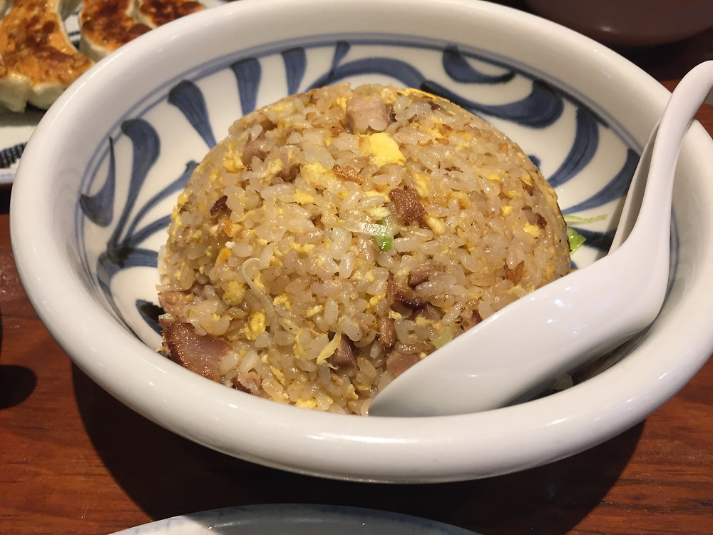 Fried rice - half portion