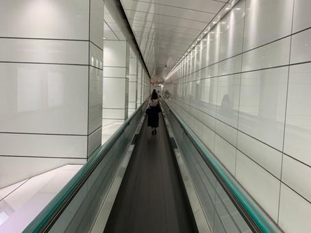 Pedestrian subway