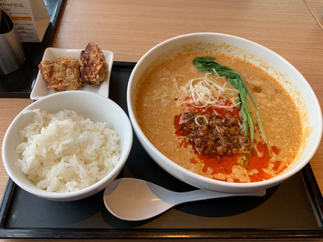 Tantan-men noodle