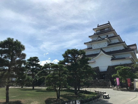 Wakamatsu castle
