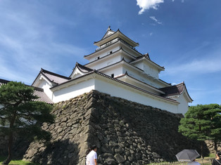 Aizu-wakamatsu castle, Aizu-wakamatsu, Fukushima