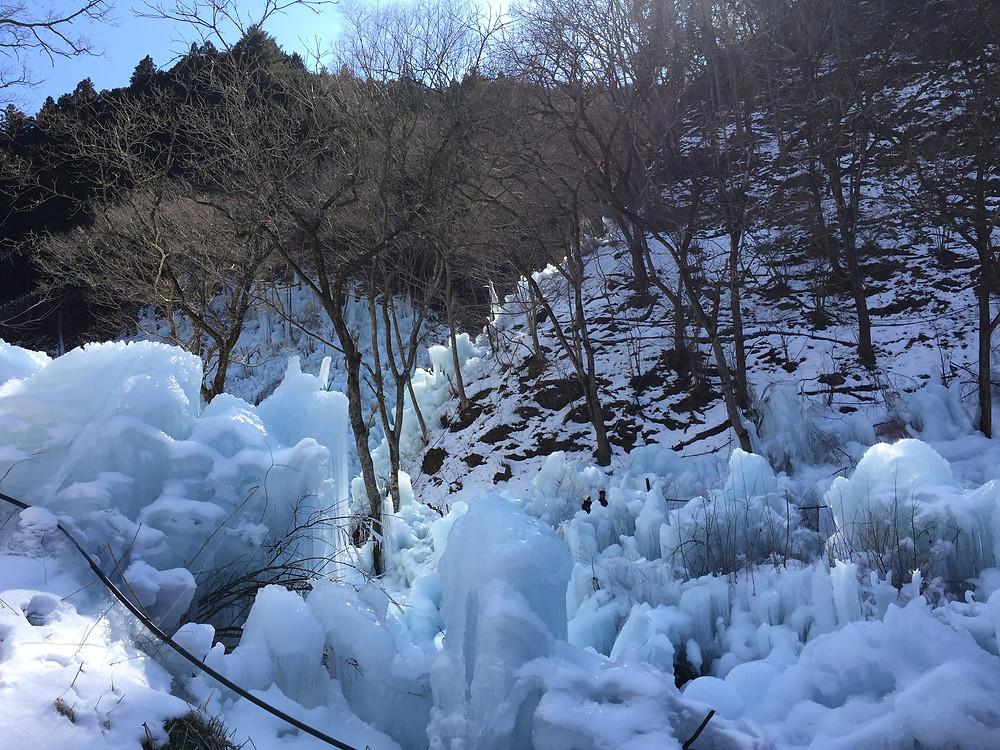 Ashigakubo icicle festival