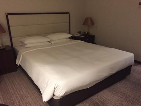 Double room? Twin room?