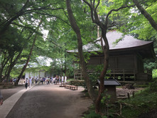 Chusonji temple, Hiraizumi