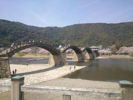 Kintaikyo bridge, Iwakuni