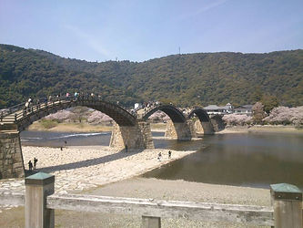 Kintaikyo bridge, Iwakuni