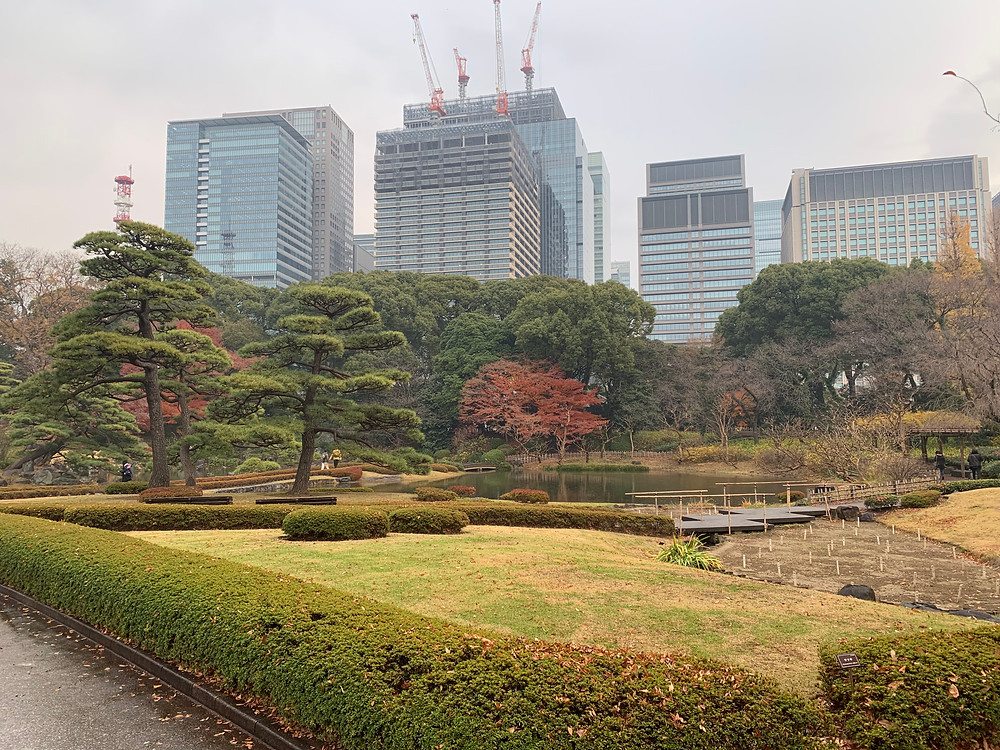 East garden of Imperial palace