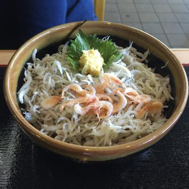 Shirasu-don