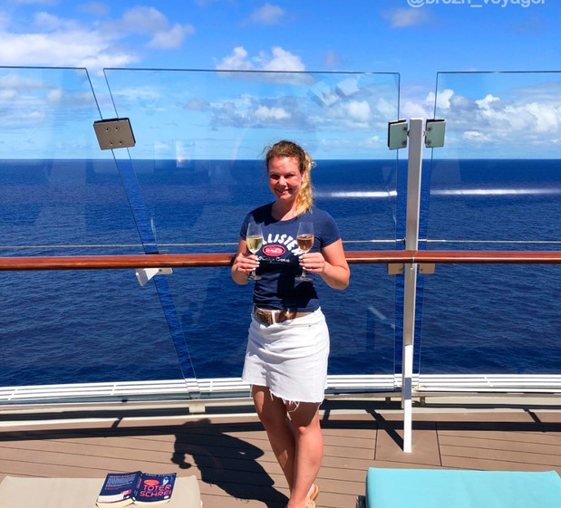X-Sonnendeck Tui Cruises