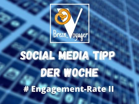 Social Media Tipp der Woche #Teil 6