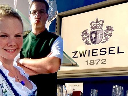 Besuch bei der Zwiesel Kristallglas AG