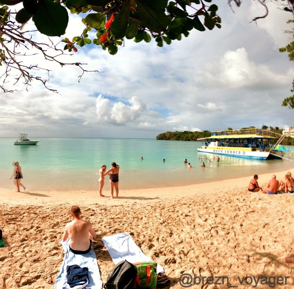 Strand auf Grenada