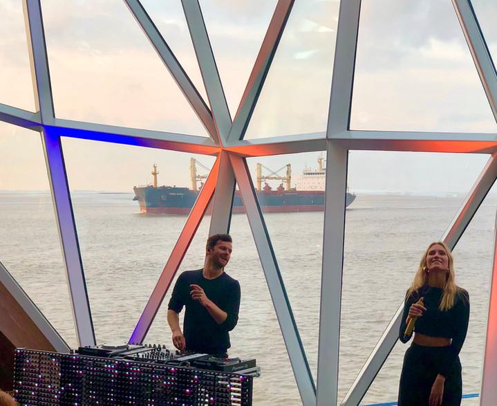 Glasperlenspiel auf der Mein Schiff 2