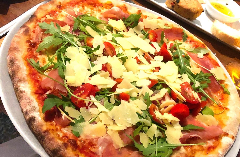 Pizza im Cucimare
