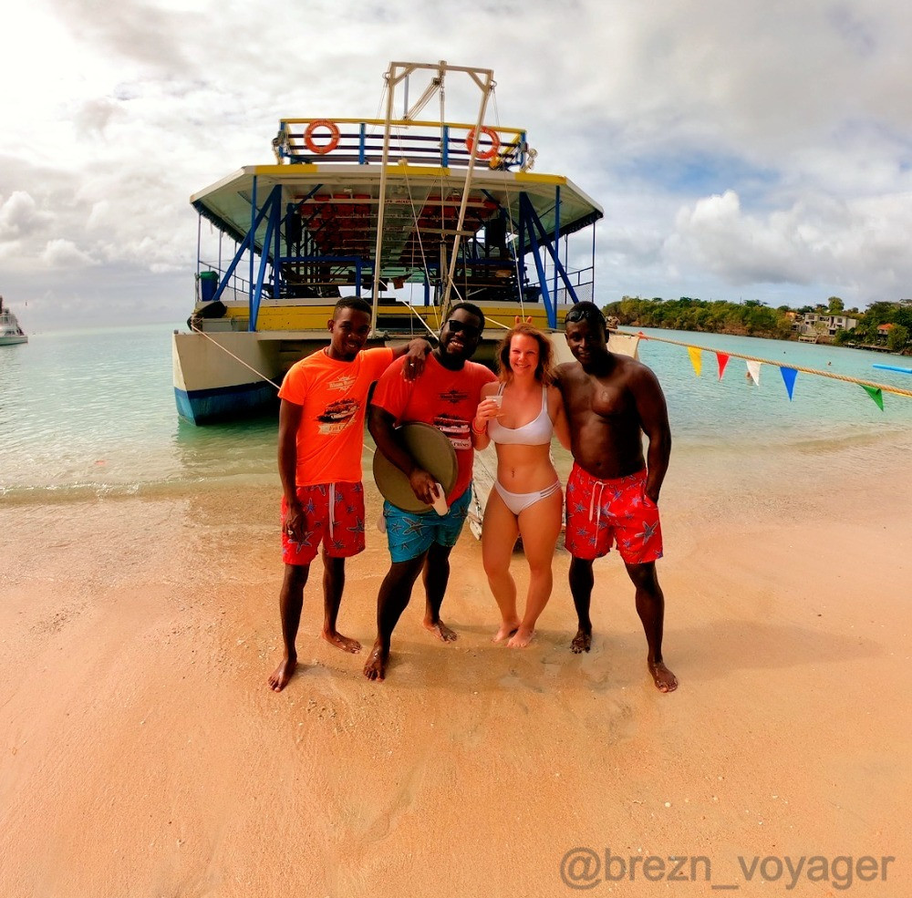 Crew des Rhum Runner II