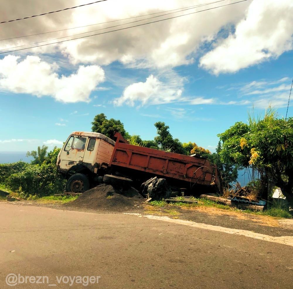 Die Straßen von Dominika