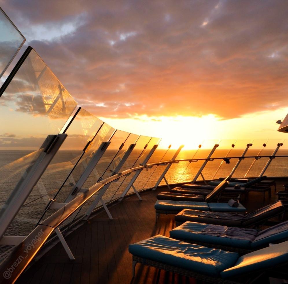Sonnenaufgang Dominica