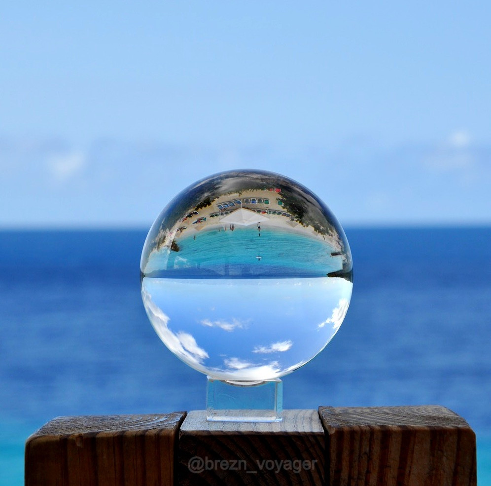 Lensball Playa Porto Mari