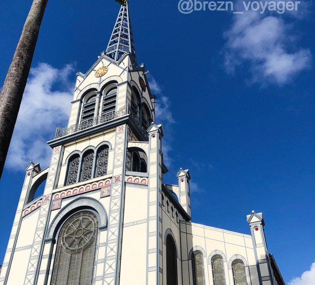 St. Louis Cathedral in Fort-de-France