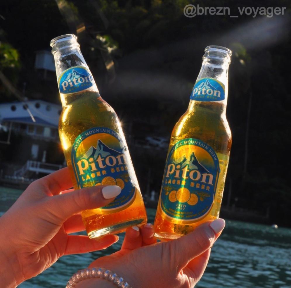 Pitons Bier