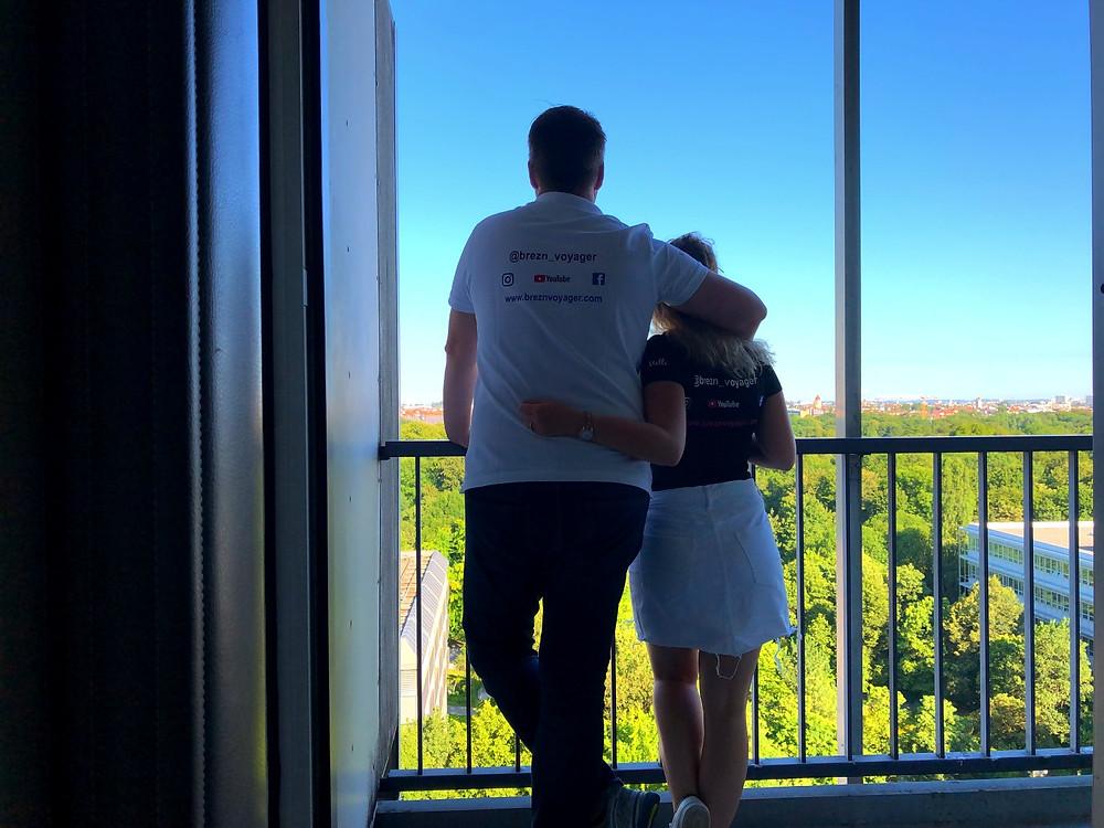 Ein Hilton Munich Park - Parkview Room