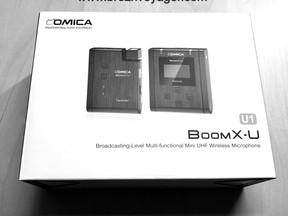 Comica Boom X-U Mikrofon