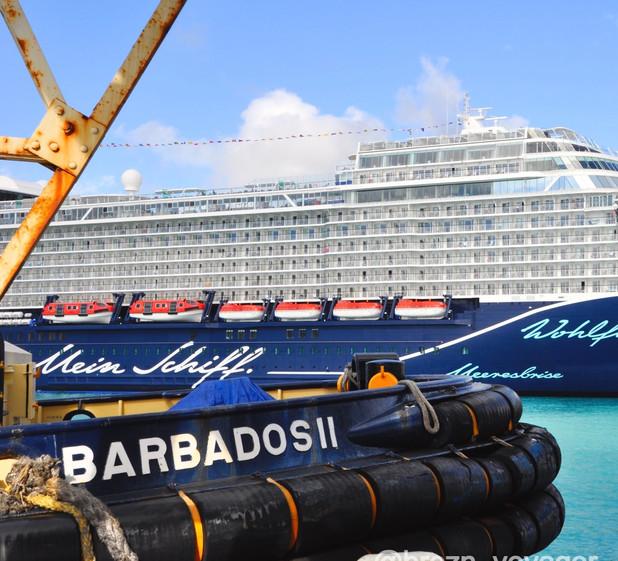 Hafenschlepper Barbados