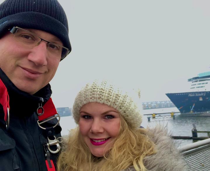 Amsterdam und Mein Schiff 2