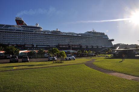 Mein Schiff 2 in der Karibik