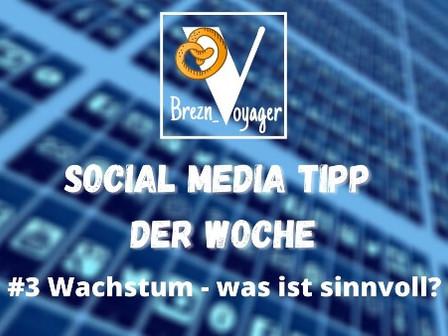Social Media Tipp der Woche #Teil 3