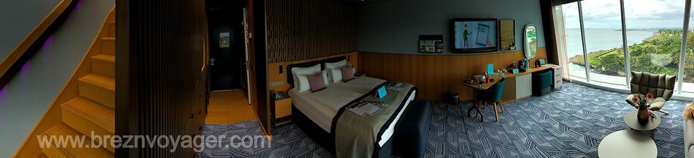 Himmel und Meer Suite der Mein Schiff 2 von Tui Cruises
