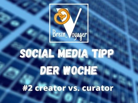 Social Media Tipp der Woche #Teil 2