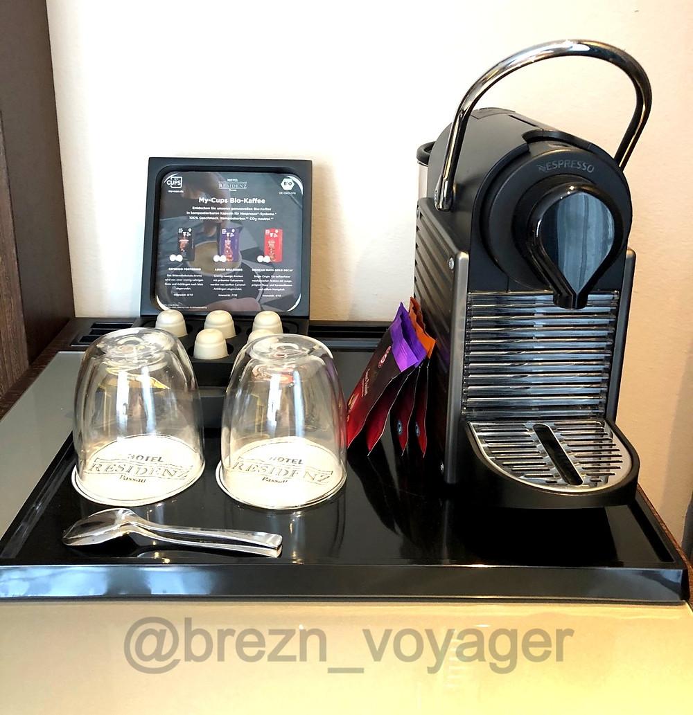 Nespresso Maschine für alle Kaffee Liebhaber