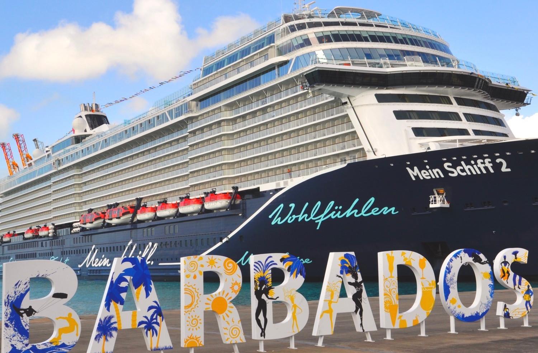 Mein Schiff 2 Barbados